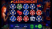 #Casinonight