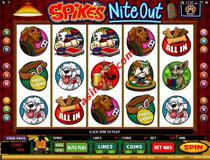 Spikes Nite Out