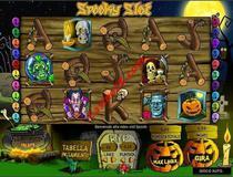 Spooky slot