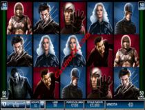 X-Men 50 linee