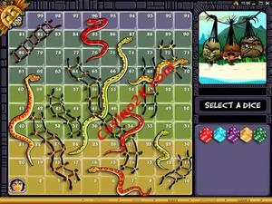 bonus Big Kahuna Snakes and Ladders