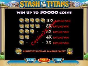 bonus Stash of the Titans
