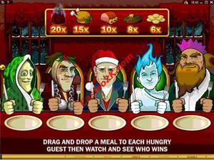 bonus Scrooge