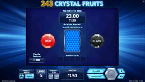 bonus 243 Crystal Fruits