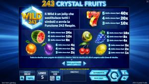 pagamenti 243 Crystal Fruits