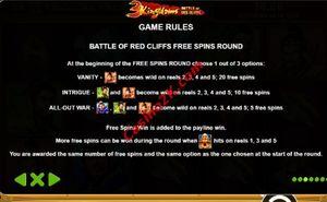 bonus 3 Kingdoms