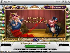 bonus Piggy Riches