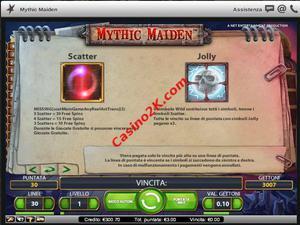 bonus Mythic Maiden
