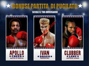 bonus Rocky