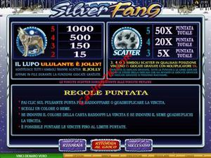 bonus Silver Fang