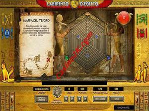 bonus Labirinto di Egitto