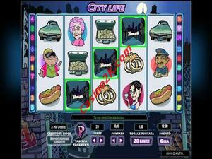 bonus City Life