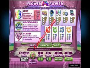 pagamenti Flower Power