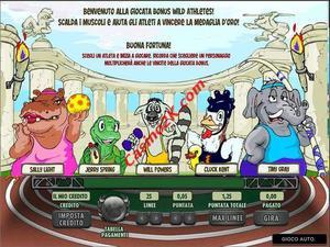 bonus Gold Medal Mania