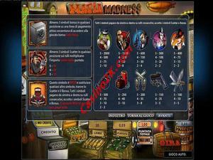 pagamenti Mafia Madness