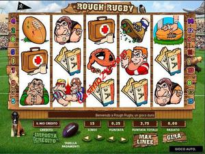 Rough Rugby