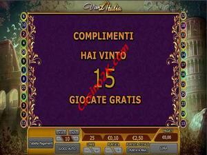 bonus Viva Italia