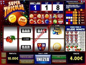 bonus Super Tricolor