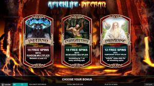bonus Afterlife Inferno