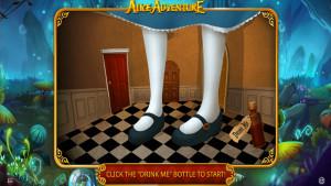 bonus Alice in Wonderland