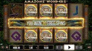 bonus Amazons' Wonders