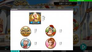 pagamenti Ave Caesar