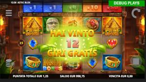bonus Aztec Blox
