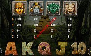 pagamenti Aztec Idols