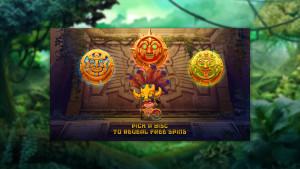 bonus Aztec Warrior