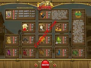 pagamenti Bandit Saloon