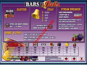 pagamenti Bars and Bells