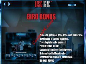 bonus Basic Instinct