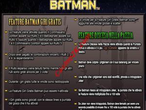 bonus Batman