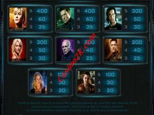 pagamenti Battlestar Galactica