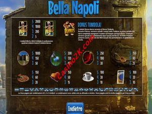 pagamenti Bella Napoli
