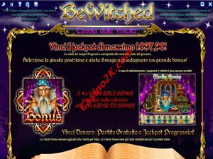 bonus Bewitched