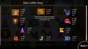 pagamenti Bob's Coffee Shop