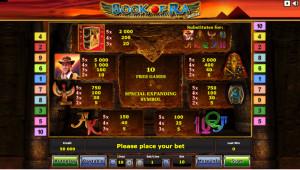 pagamenti Book of Ra Deluxe