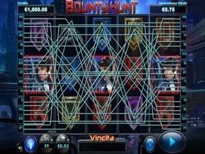 pagamenti Bounty Hunt