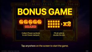 bonus Buffalo Power: Hold and Win