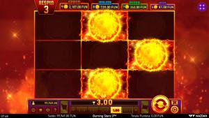 bonus Burning Stars 3