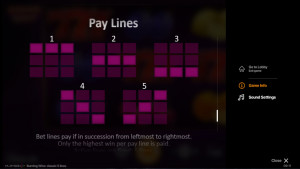 bonus Burning Wins: Classic 5 Lines