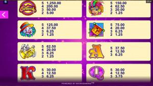 bonus Carnaval
