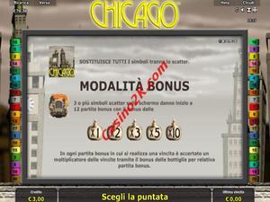 bonus Chicago