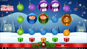 bonus Christmas Surprize