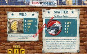 bonus Cops'n'Robbers