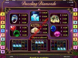 pagamenti Dazzling Diamonds