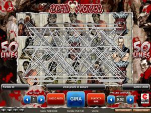 pagamenti Deadworld