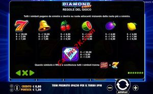 pagamenti Diamond Strike
