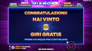 bonus Diamond Strike